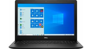 NOTEBOOK  DELL 15 3593-1005G1 INTEL CORE I3 1005G1 1.2GHZ/8GB/128GB SSD/15.6