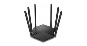 ROTEADOR WIRELESS MERCUSYS DUAL BAND AC1900MBPS GIGA 2,4/5GHZ - MR50G